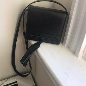 GRACE ATELIER de lux leather crossbody bag